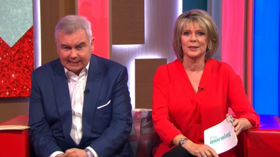 Eamonn mocks Ruth's dancing skills on Strictly with cheeky remark