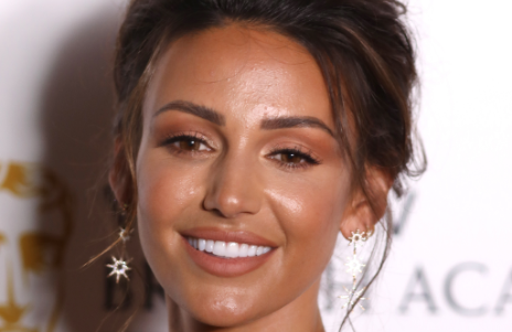 Michelle Keegan lashes out at eyebrow comments