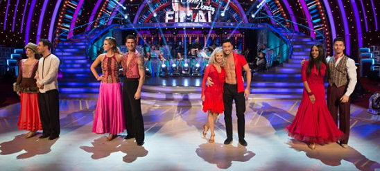 Strictly Come Dancing 2017 final