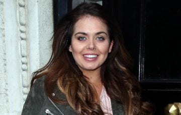 Scarlett Moffatt at Heat radio