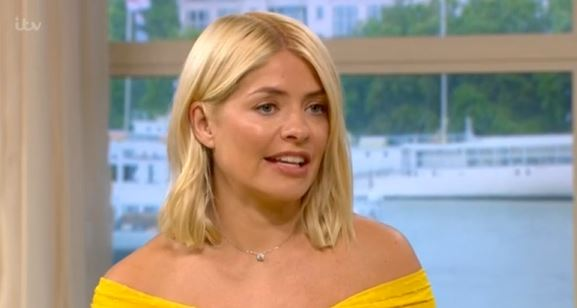 Holly Willoughby shares rare pic with youngest son Chester