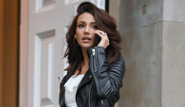 "Michelle Keegan says she ""missed a year"" of her life"