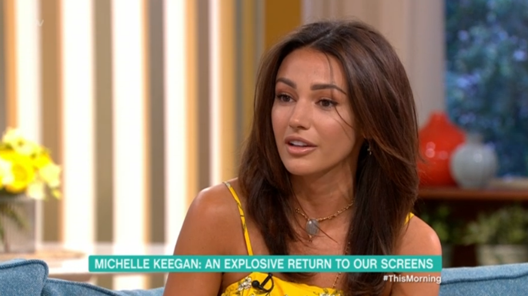 "Michelle Keegan opens up about ""bad days"" while working"