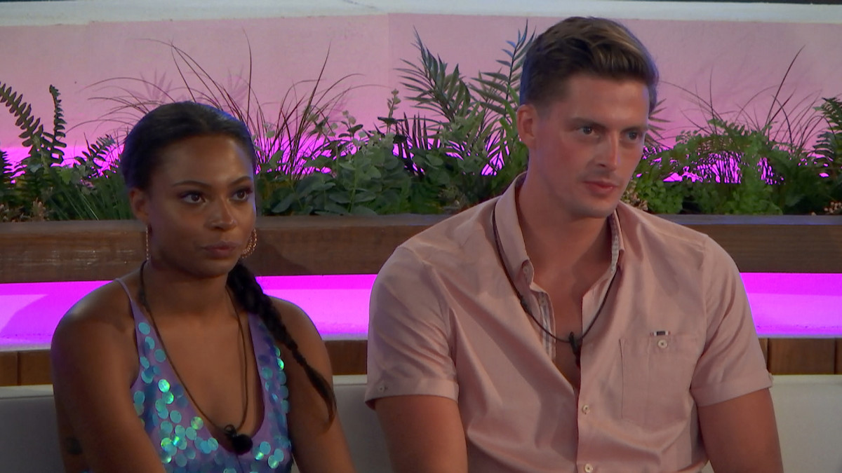 Love Island Series 4: Episode 2: Adam chooses his girl