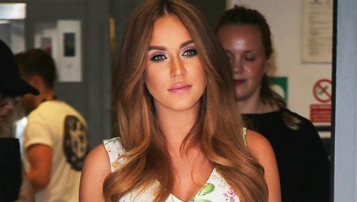 Vicky Pattison 'drowning in pain and grief' after best friend's death