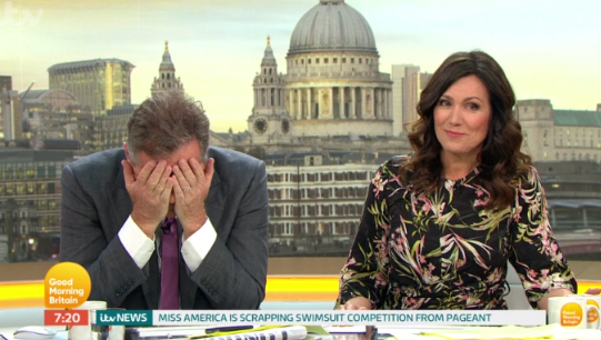 Piers Morgan's Top 10 outbursts on GMB