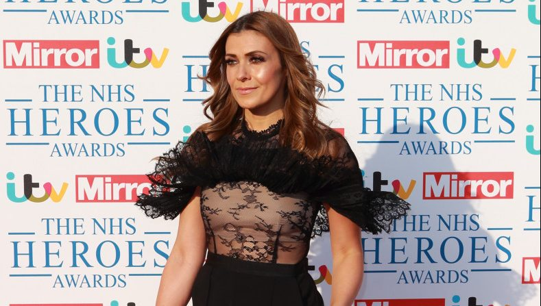 "Kym Marsh enjoys ""lovely"" weekend with new boyfriend and daughter"