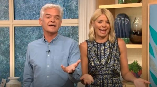 Phillip Schofield and Holly Willoughby reveal Love Island irritation