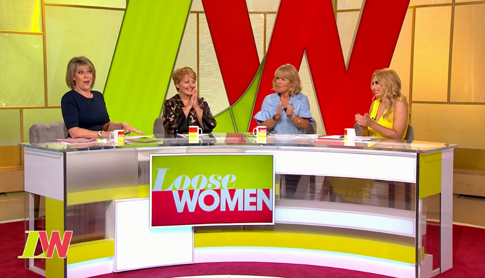 Loose Women (Credit: ITV)
