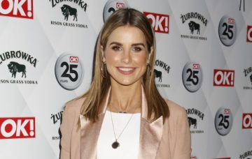 Vogue Williams March 21, 2018: OK Magazine celebrates their 25th anniversary at The Shard ,London