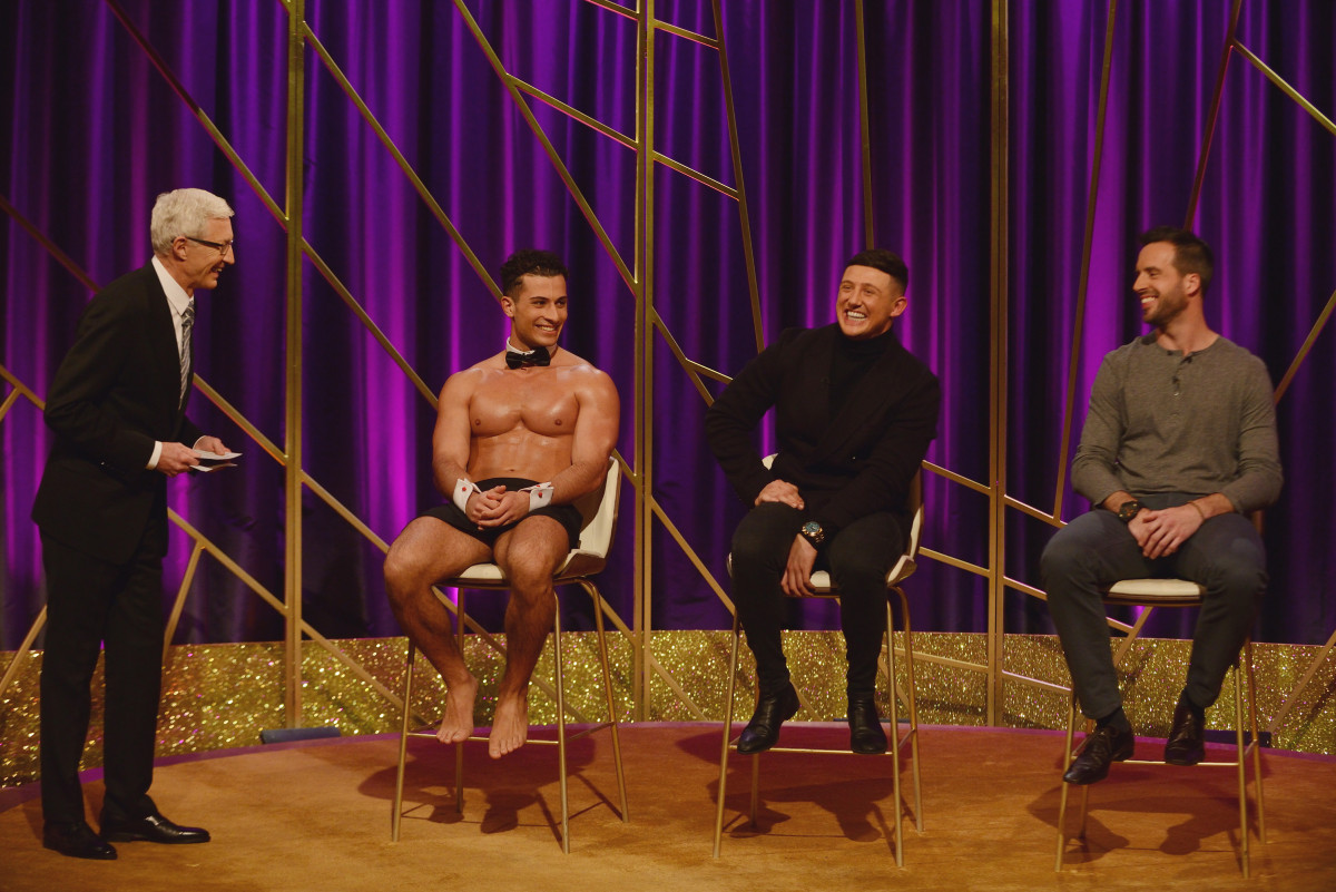Blind Date returns with Paul O'Grady for series 3