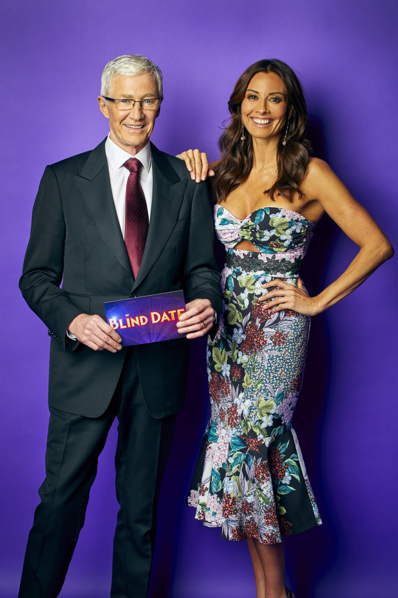 Blind Date returns with Paul O'Grady and Melanie Sykes for series 3