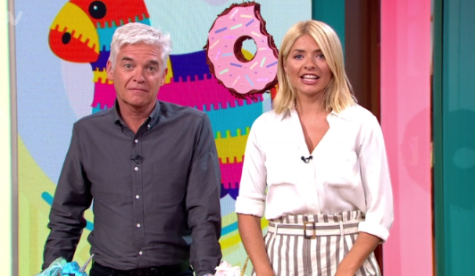 This Morning guest sparks Holly Willoughby pregnancy rumours