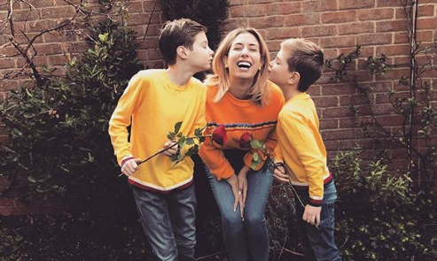 Stacey Solomon welcomes new addition to the family
