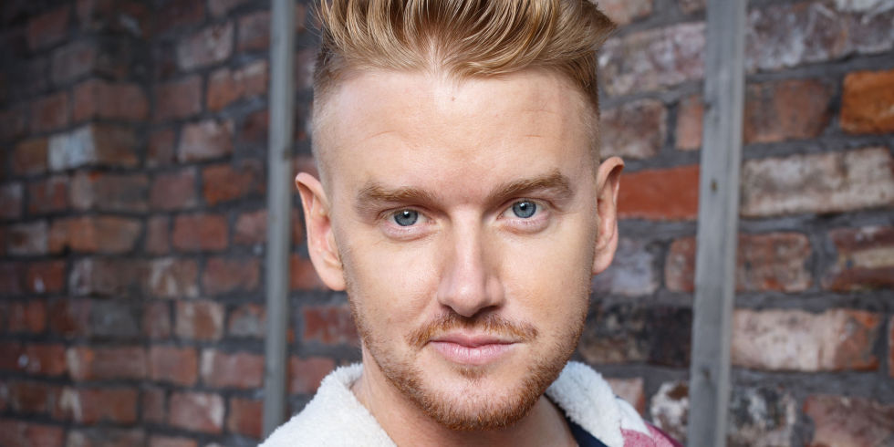 Corrie star Mikey North teases potential death for his character this year