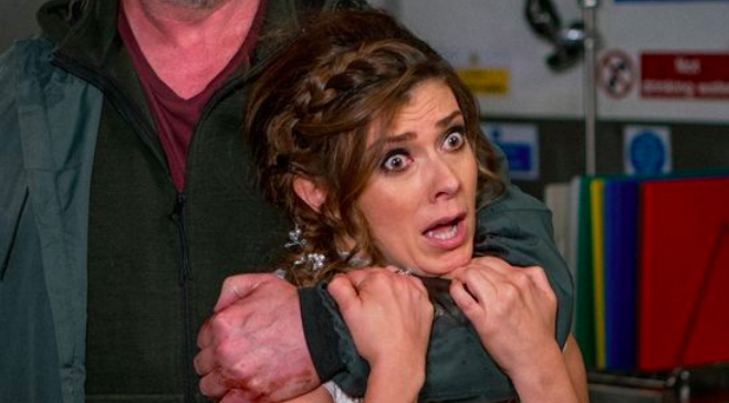 Coronation Street's Michelle Connor will be horrified if both her sons got together