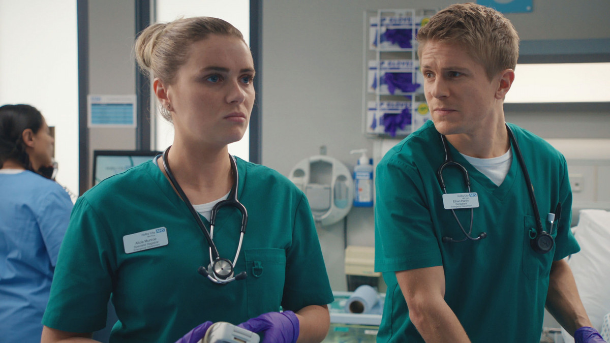Casualty SPOILER: Ethan's dark secret