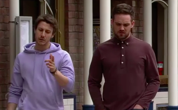 Coronation Street fans think Ryan and Ali will have an affair