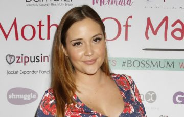 Jacqueline Jossa at #MumBoss Jessica Cunningham hosts first exhibition of 'Mothers of Maniacs' at Beaufort House in London, UK.