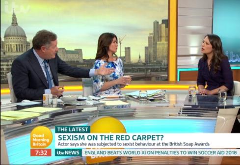 Good Morning Britain debate (Credit: ITV)
