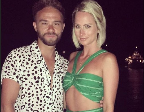 Jack P Shepherd celebrates special occasion with girlfriend in Greece