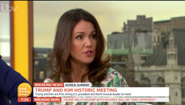 Susanna Reid forced to apologise for GMB guest's swearing