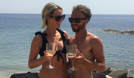 Jack P Shepherd fuels engagement rumours on romantic holiday
