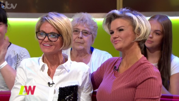 Danniella Westbrook and Kerry Katona share frank chat about drug abuse