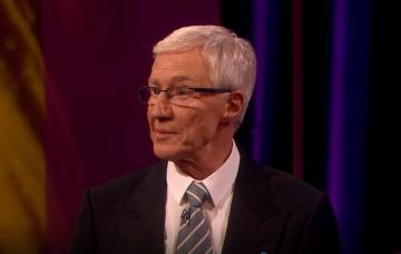 Paul O'Grady on Blind Date (Credit: Channel 5)