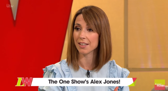 Alex Jones calls for change over labelling of older mums