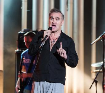 Morrissey (Credit: Fameflynet)