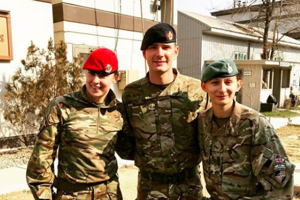 Britain's Got Talent winner Richard Jones reveals he almost died during secret mission to entertain troops