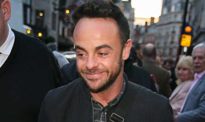 Ant McPartlin reveals very meaningful new tattoo