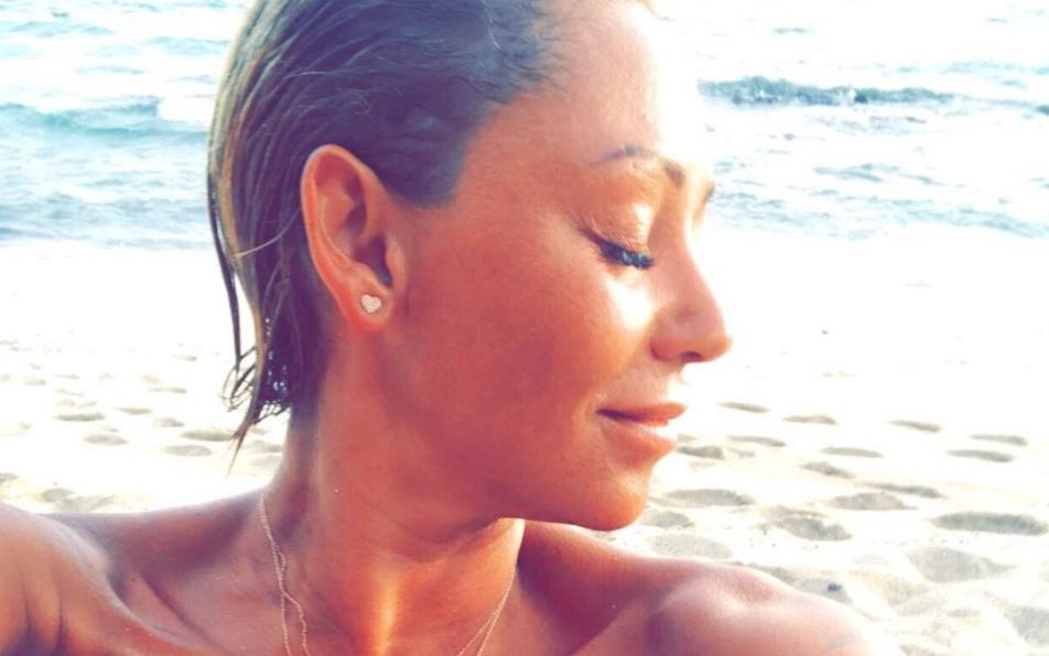 Mel B gushes about new love on Instagram, after ending her ten year marriage to Stephen Belafonte