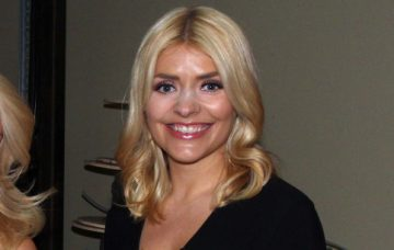 Holly Willoughby, Celebrity Juice filming