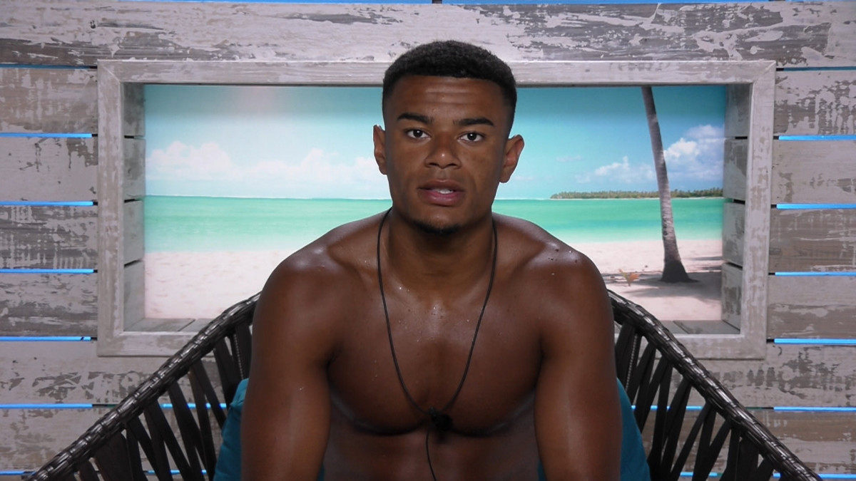 Love Island's Wes Nelson