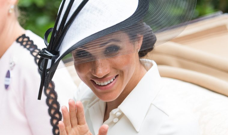 Meghan, Duchess of Sussex makes Royal Ascot debut