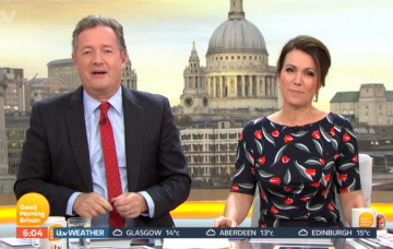 piers-morgan and Susanna Reid on GMB (Credit: ITV)