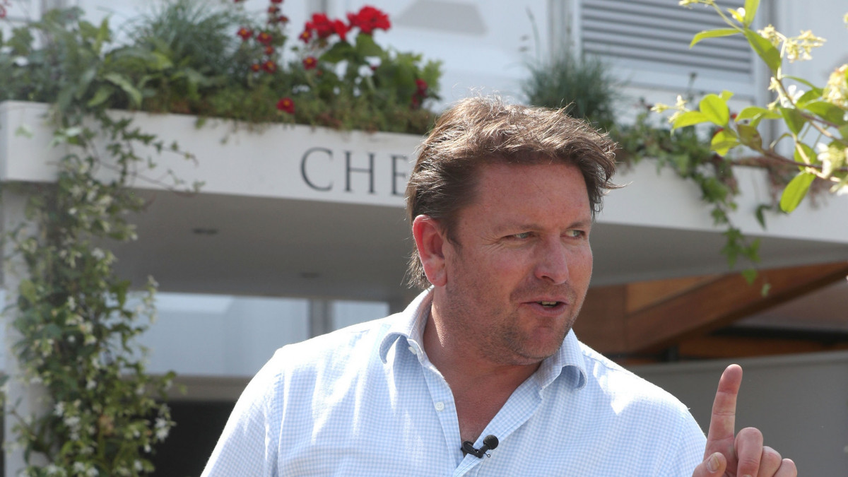 James Martin vows to keep private life out of the spotlight