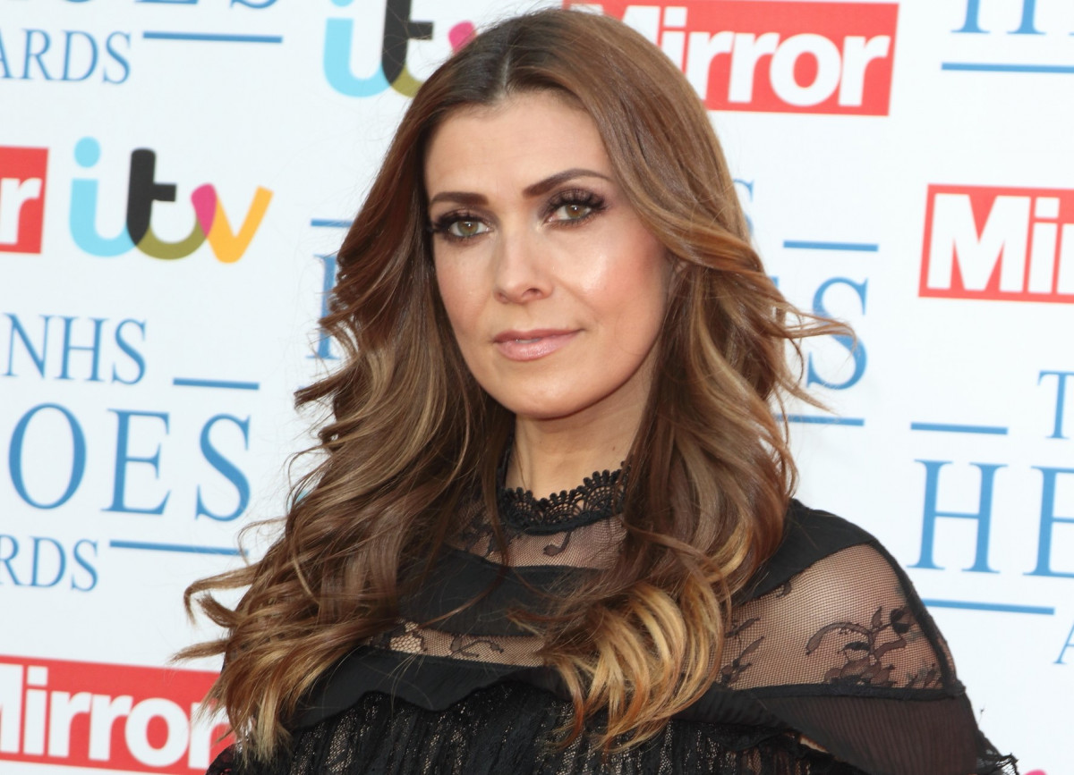 Kym Marsh recalls frightening experience with anxiety