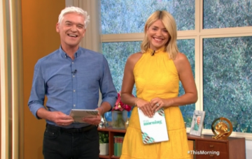 Phil and Holly on This Morning (Credit: ITV)