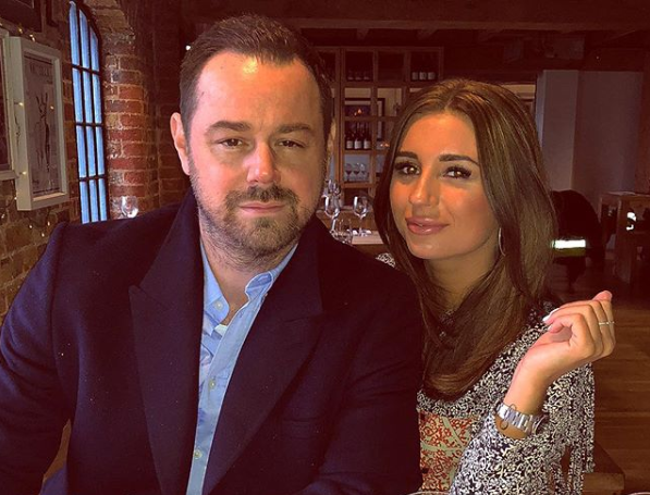 Danny Dyer warns Dani and Jack about having kids too soon