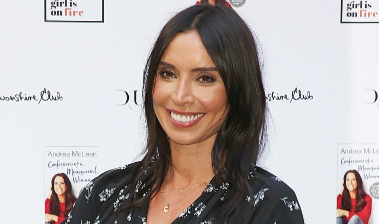 Christine Lampard shows off hair transformation months after giving birth