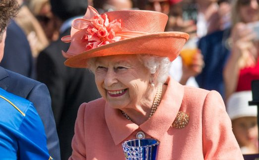 """The Queen cancels engagement because she's """"under the weather"""""""