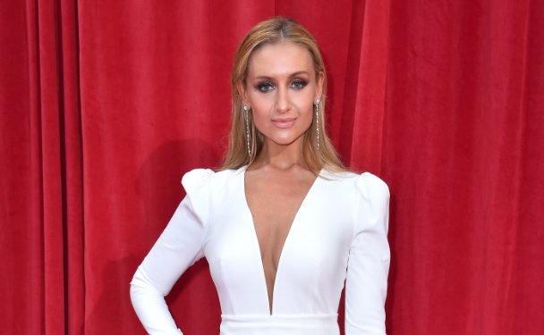 Catherine Tyldesley headed for Strictly Come Dancing this autumn?