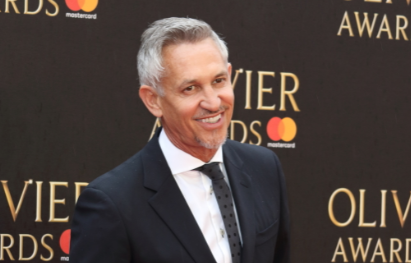 Gary Lineker has sparked rumours he's dating TV chef Gizzi Erskine