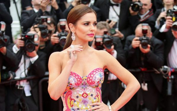 Cheryl reveals the body part she's most self-conscious of
