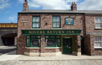 Rovers Return Coronation Street ITV