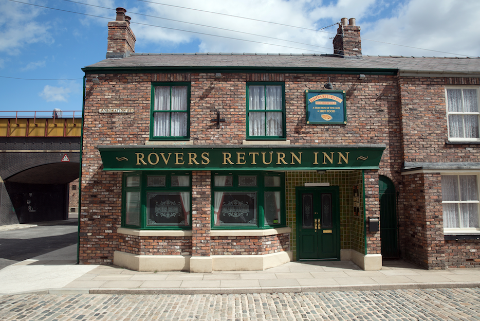 Rovers Return Coronation Street ITV