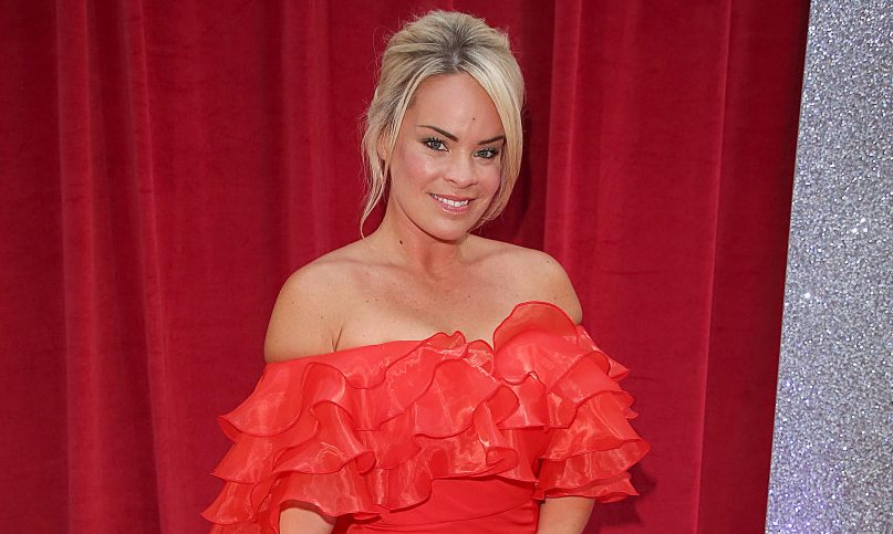 Hollyoaks' Tamara Wall announces her engagement with sweet photos